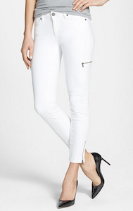 Paige Denim Ivy In Optic White