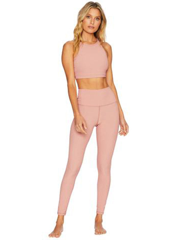 Ayla Legging in Pink