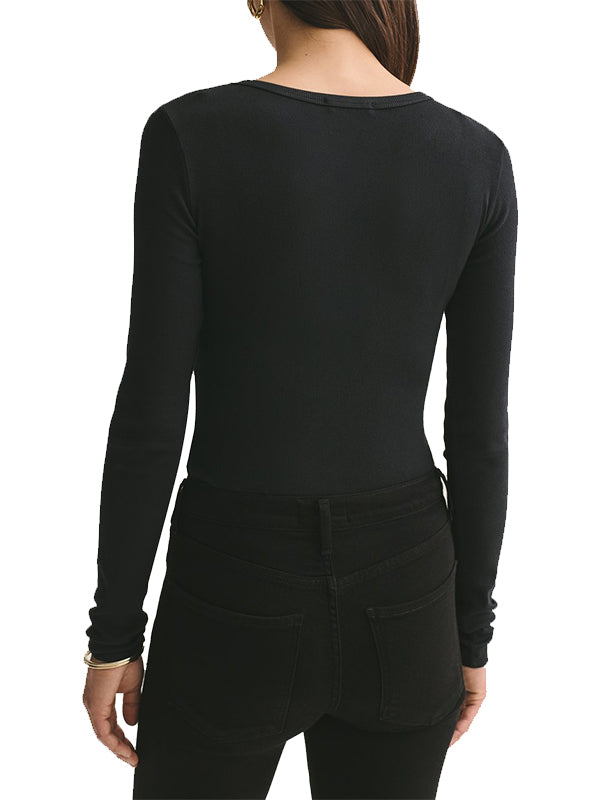Leila Long Sleeve Bodysuit