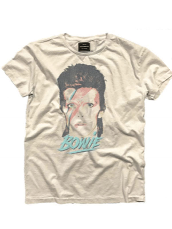 Bowie Face Graphic Tee