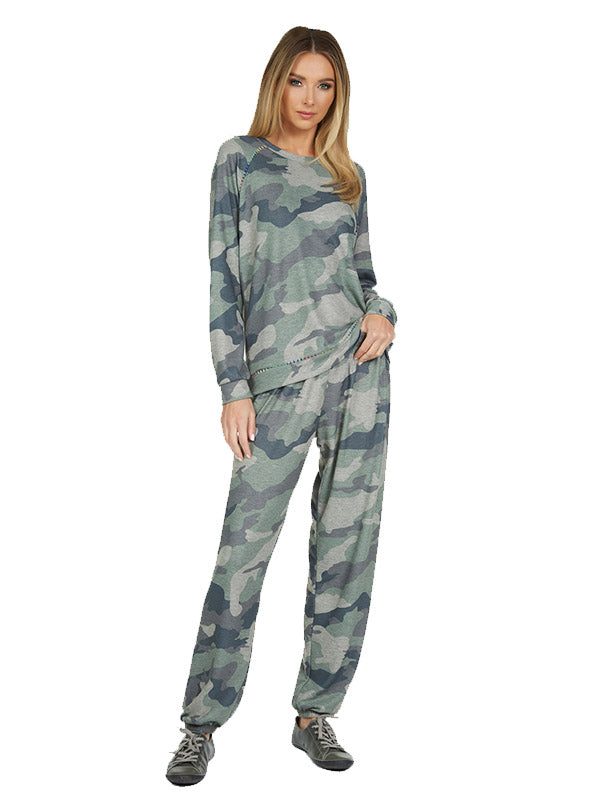 George Super Soft Sweatpants Camo