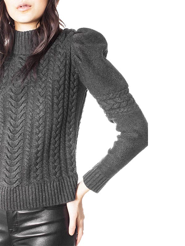 Isabella Cable Knit