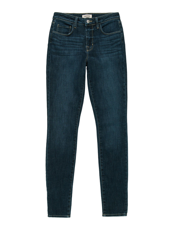 Marguerite High Rise Skinny Jeans in Utica