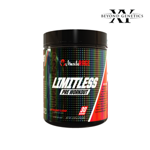 Limitless - Pre Workout