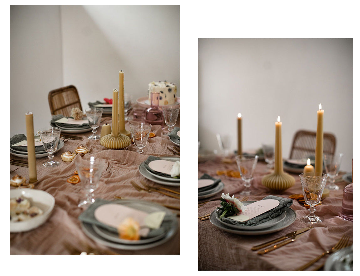 FLL Table Styling Christmas