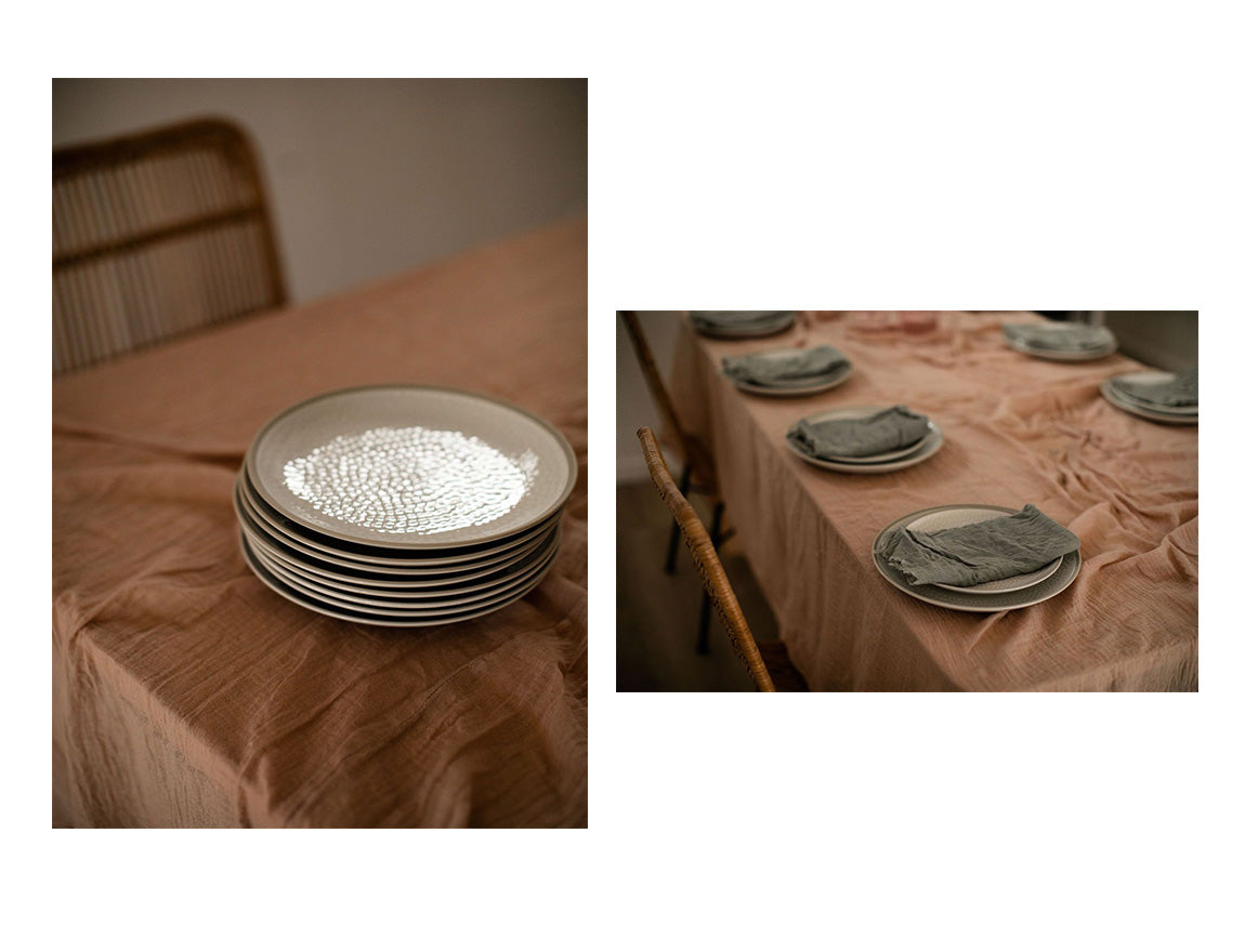 FLL How to style your Christmas Dinner Table