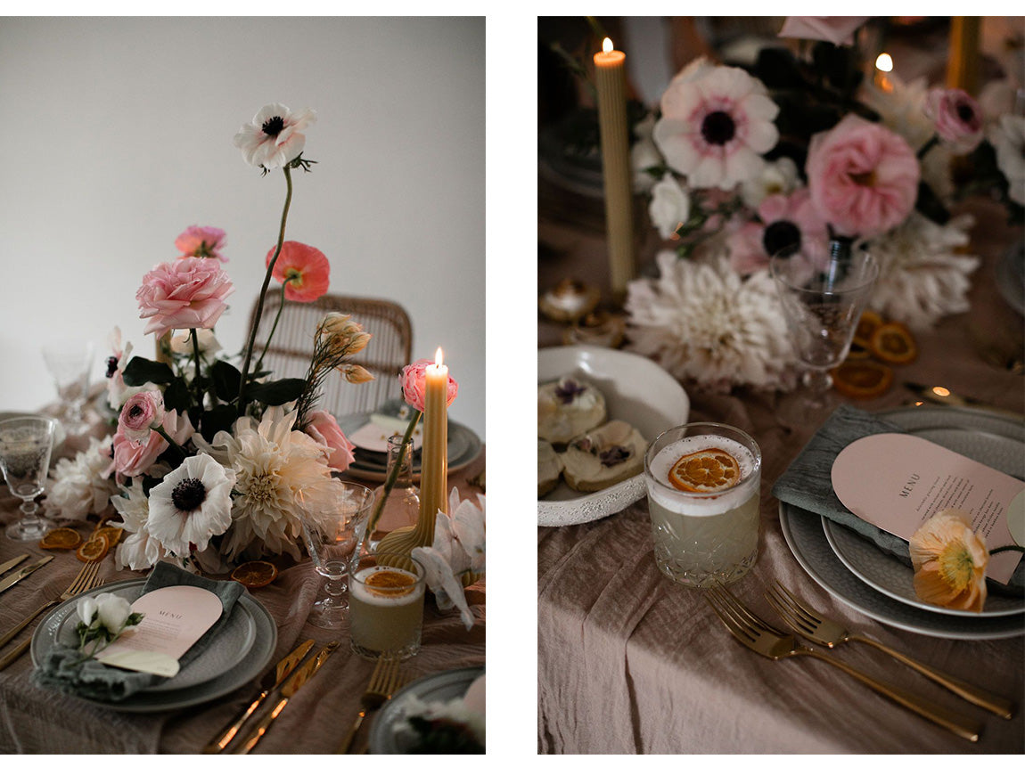 FLL TABLE STYLING TIPS FOR CHRISTMAS DAY FESTIVE SEASON