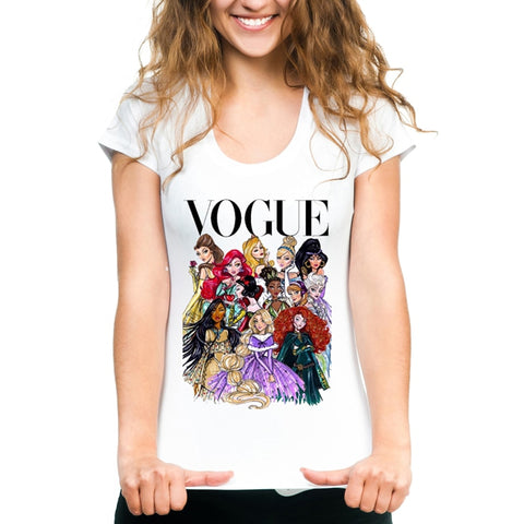 VOGUE Punk Princess T Shirt S