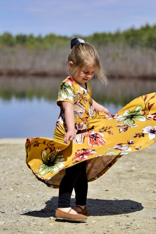 Frida Bow dress