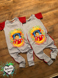 Fred Rogers Romper