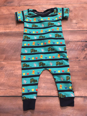 6/9m Heffalump and Woozles romper
