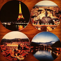Paris Coasters