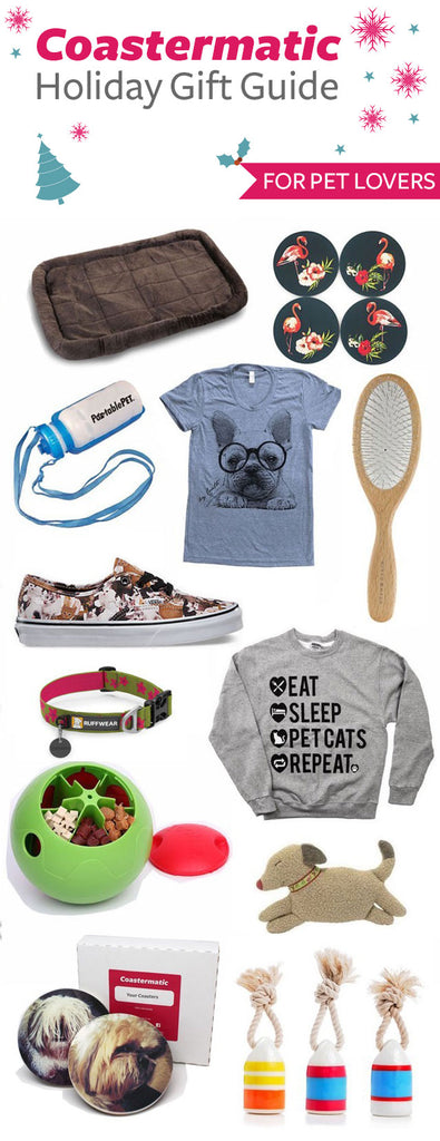 For Pets Holiday Gift Guide