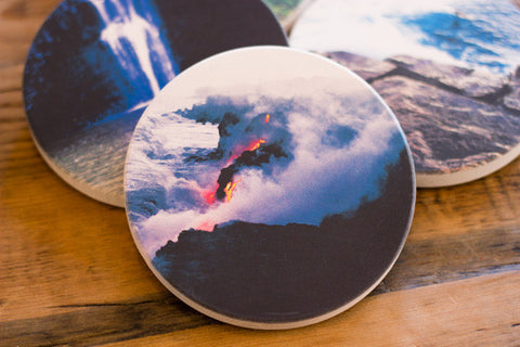 Unreal Hawaii Coasters