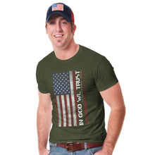 Load image into Gallery viewer, Kerusso Christian T-Shirt Patriotic 2020