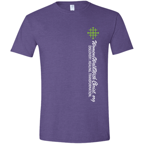 Women's Walk With Christ Discovery Softstyle T-Shirt
