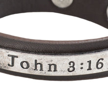 Load image into Gallery viewer, John 3:16 Bracelet