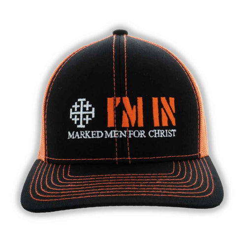 Marked Men for Christ -  I'm In 2020 Cap
