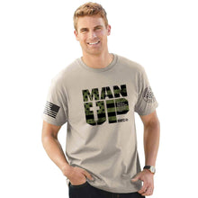 Load image into Gallery viewer, Marked Men for Christ -  Adult T - Man Up