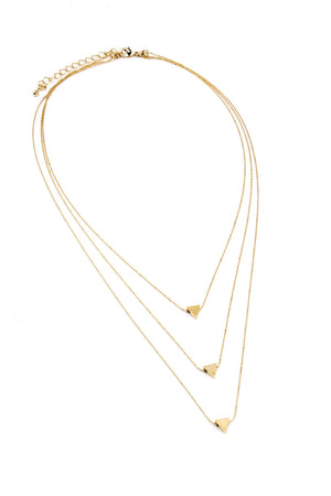 Gold Necklace Collection - Filosophy
