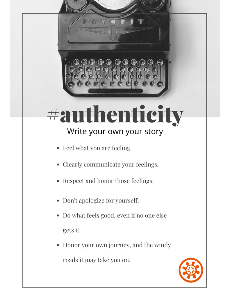 6 tips to help you write your own authentic story.