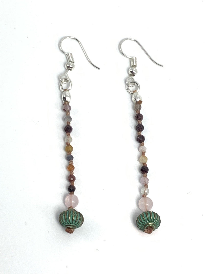 Tourmaline Drop Earrings - Filosophy