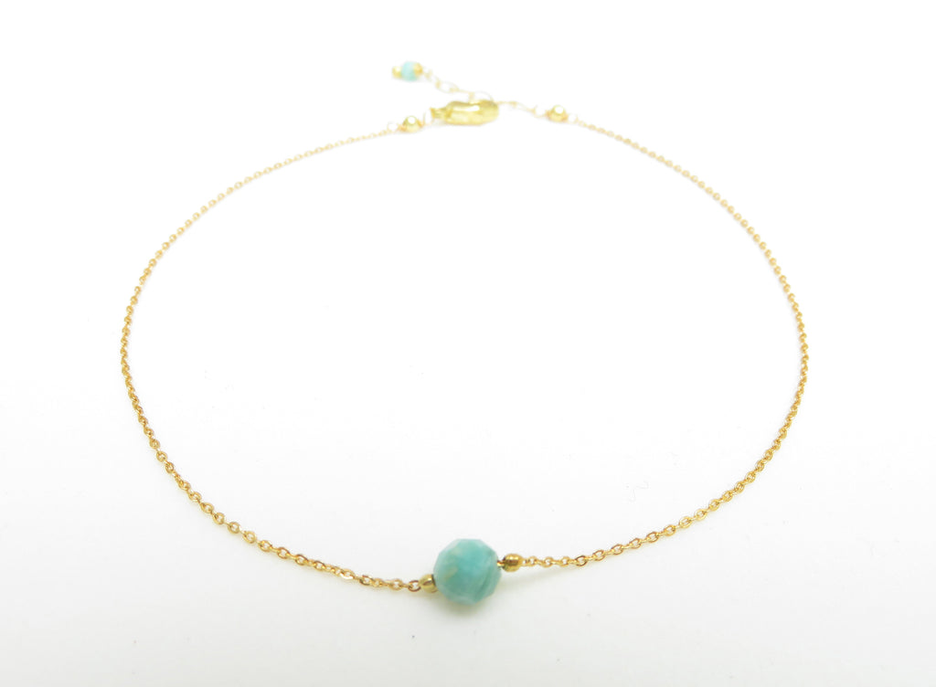 Gemstone Anklets - Filosophy