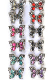 Butterfly Hair Clips - Filosophy