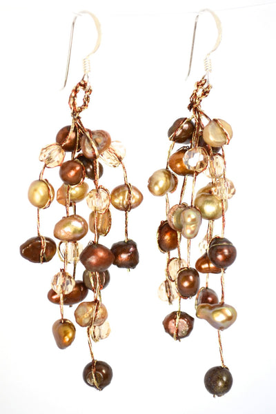 Athena Pearl Earrings - Filosophy
