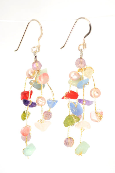 Athena Stone Earrings - Filosophy