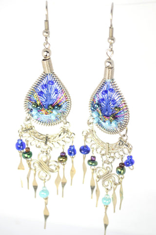 Dream catcher earrings - Filosophy