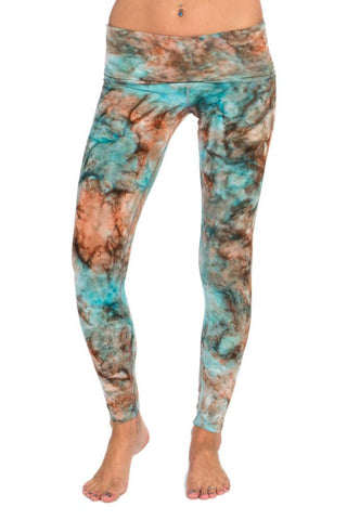 Tie Dye Yoga Leggings - Filosophy