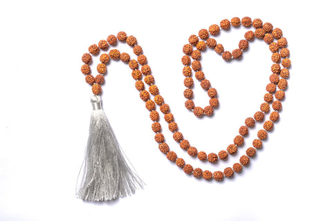 Rudraksha Mala Necklace - Filosophy