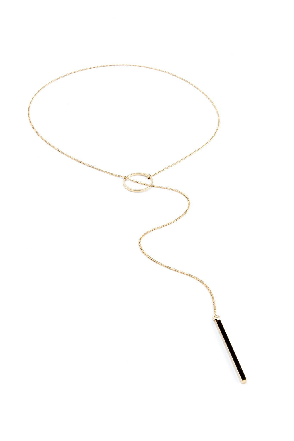 Lariat Circle - Gold - Filosophy