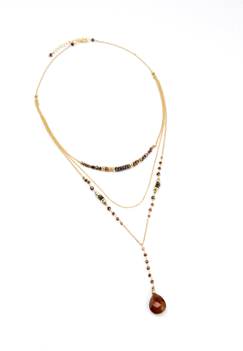 Siena Necklace - Filosophy