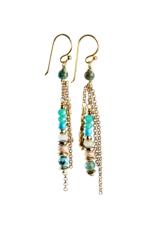 Milan Earrings - Filosophy