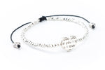 I love You Slide Bracelet - Filosophy