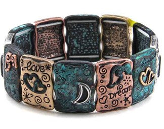 Patina Bracelet Large - Filosophy