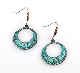 Patina Earrings - Filosophy
