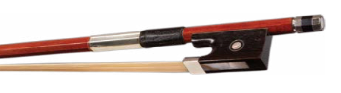Howard Core 1076 Brazilwood Violin Bow (1076VN)