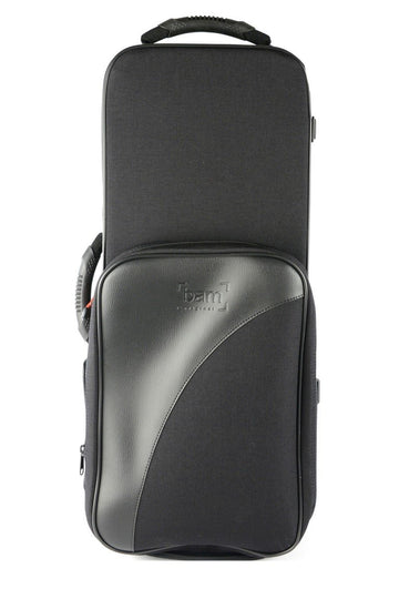 BAM trekking bass clarinet (TO EB) case - black
