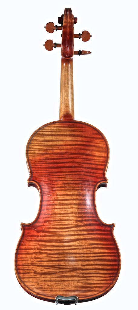 Scott Cao 1716 Messiah Violin STV 750 - Back View