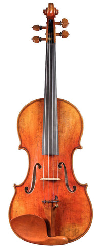 Scott Cao 1716 Messiah Violin STV 750 - Front View