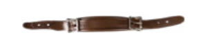 Howard Core Brown Leather Case Handle (AC705BR)