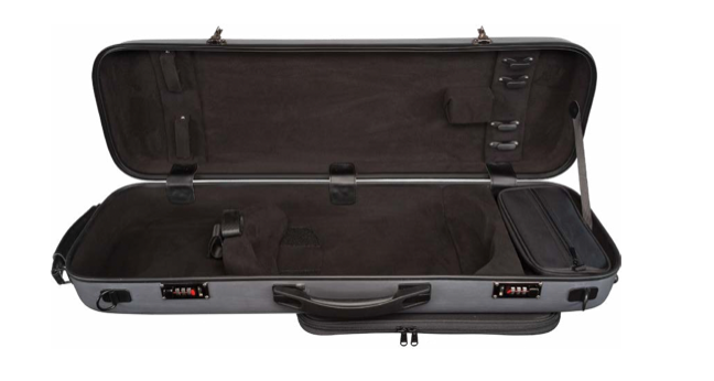 Howard Core Oblong Scratch Resistant Violin Case (CC450)