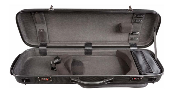 Howard Core Composite Violin Case (CC808)