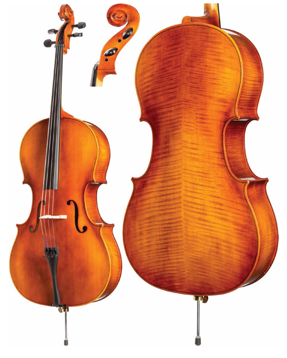 Howard Core A31 Cello Outfit