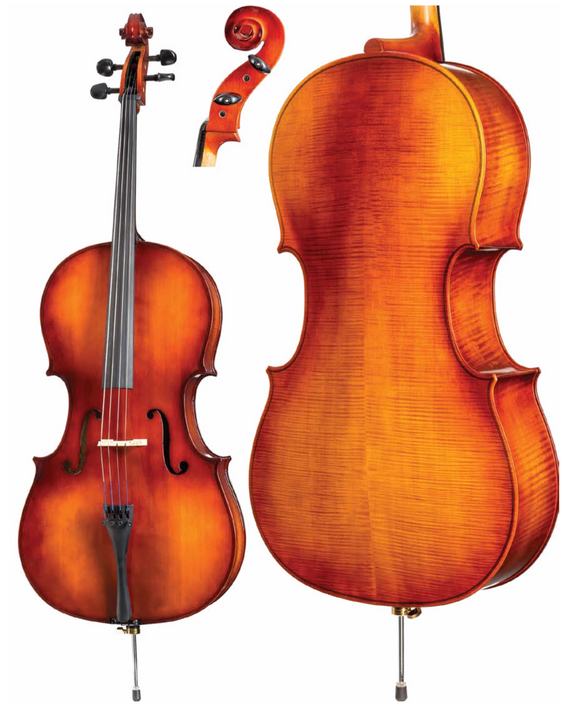Howard Core A33 Cello Outfit