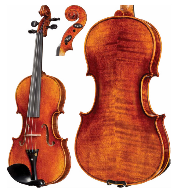 Violins By Scott Cao Howard Core And Other Makers