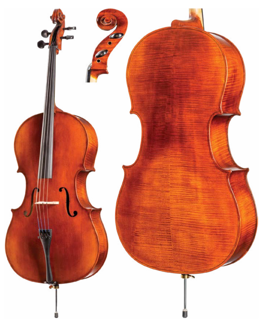 Howard Core A34 Cello Outfit